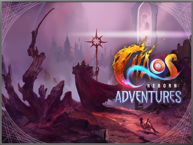 Chaos Reborn: Adventures Screenshot