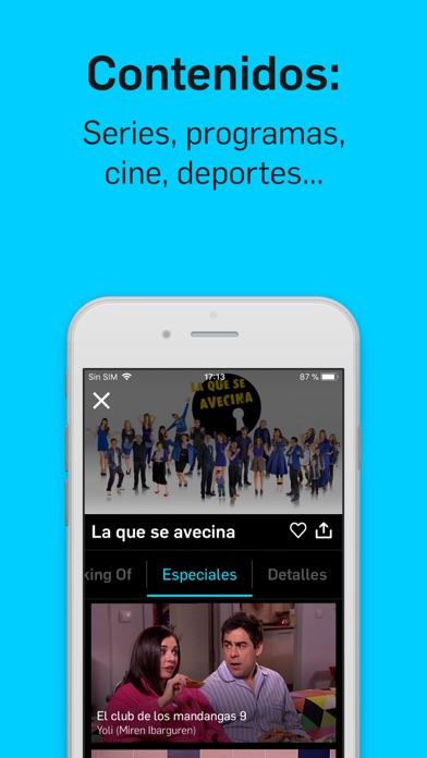 download Mitele - TV a la carta apps 3