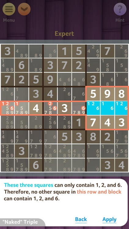 ⋆Sudoku screenshot-3