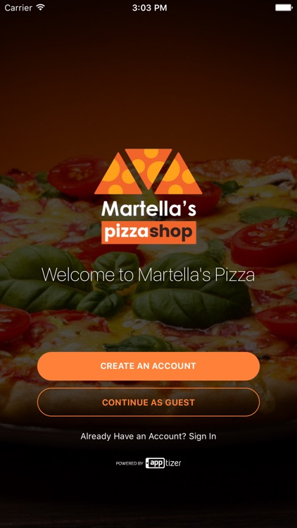 Martella's Pizza Shop