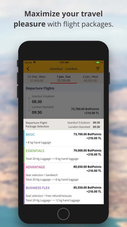 Cheap Flight Tickets | Pegasus screenshot-3