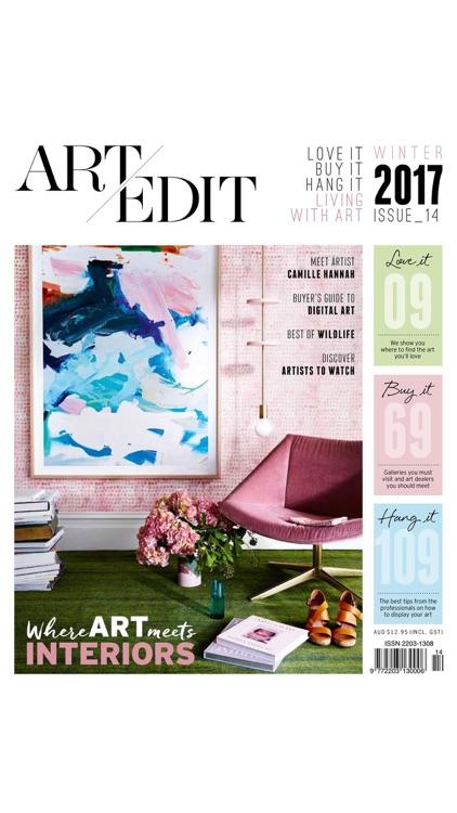Art Edit Magazine screenshot-4