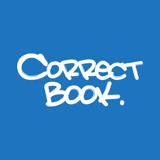 Correctbook PDF Scan app
