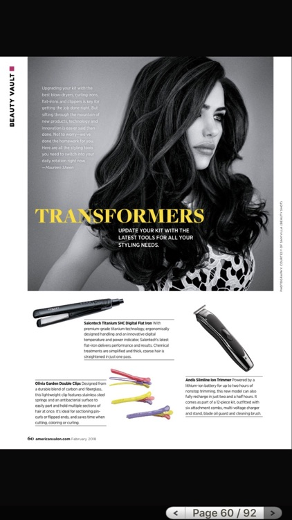 American Salon Magazine screenshot-3