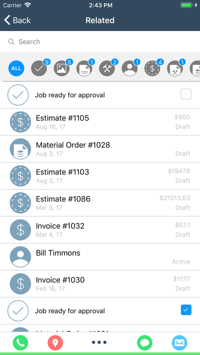 JobNimbus: Sales & ProjectsScreenshot of 5
