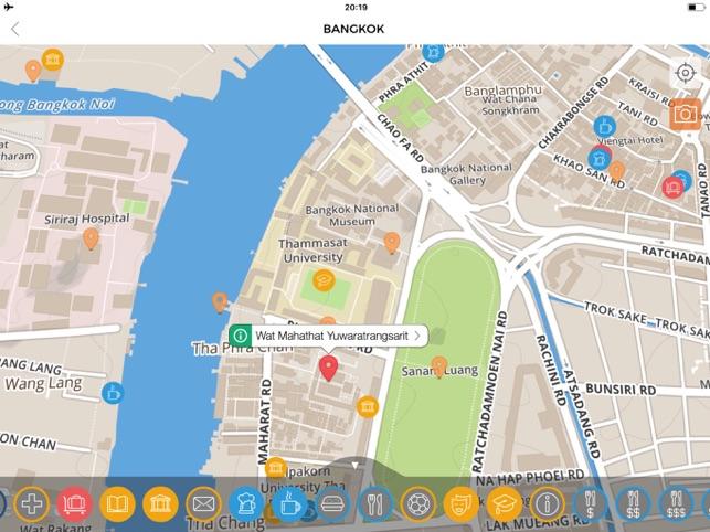 Bangkok Travel Guide Offline on the App Store