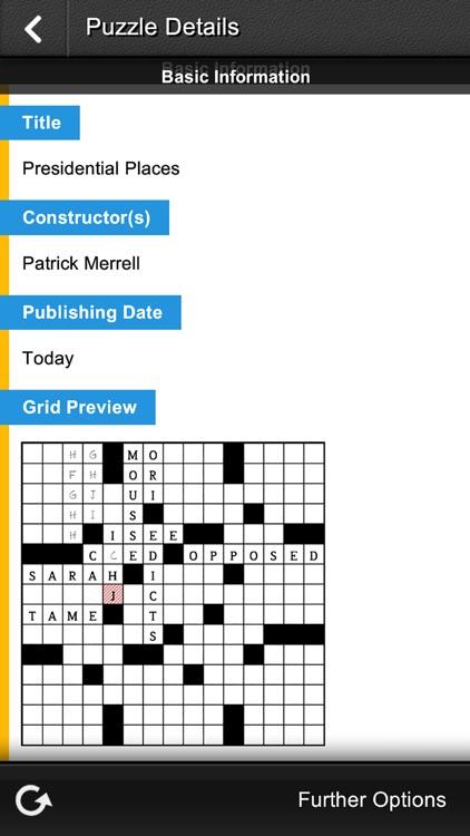 Devarai Crossword Pro screenshot-4