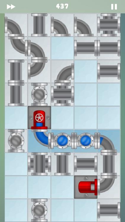 Pipeline Puzzle Lite screenshot-3