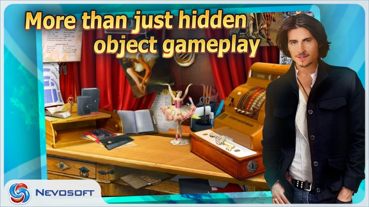 Million Dollar Quest: hidden object adventure