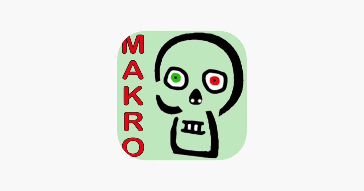 Skeletto-Makro Anatomie on the App Store