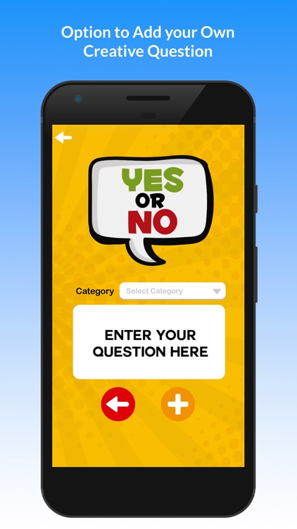 Yes or No Questions Game screenshot-3