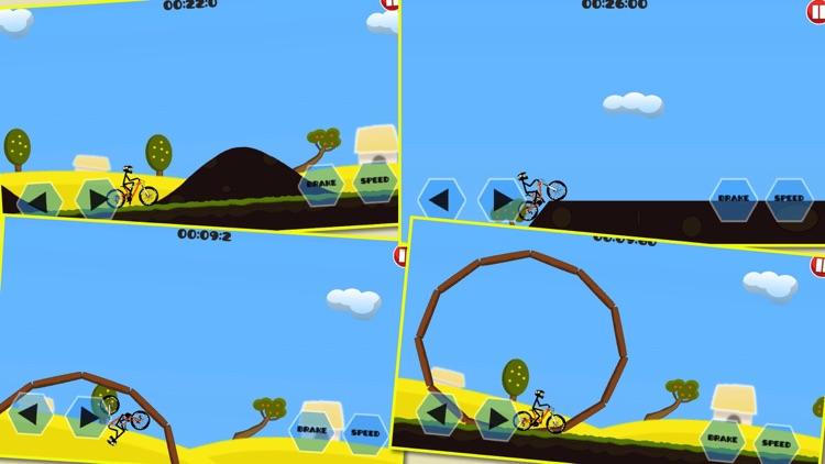 自行车大冒险-单车冒险游戏