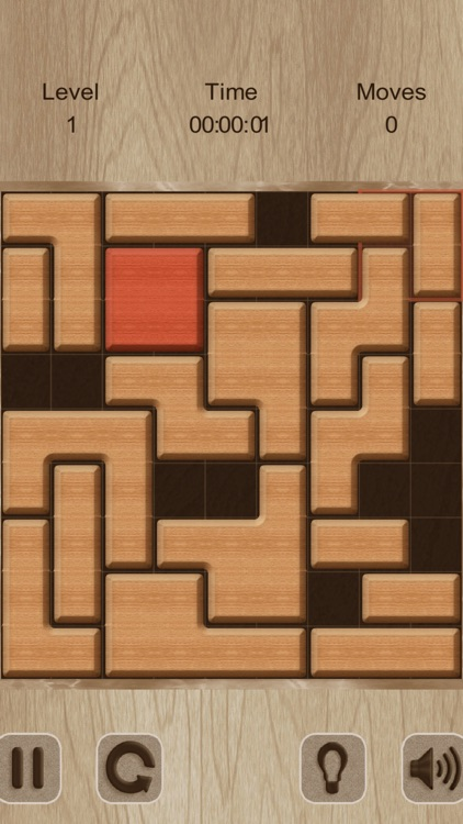 Move The Red Block (ad-free) screenshot-7