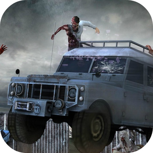 Car Smash Zombie War