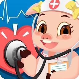 宝宝医院-三只小猪