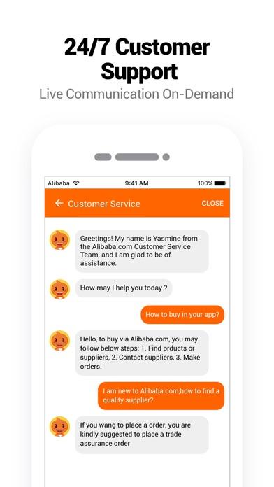 Alibaba.com B2B Trade App for Windows