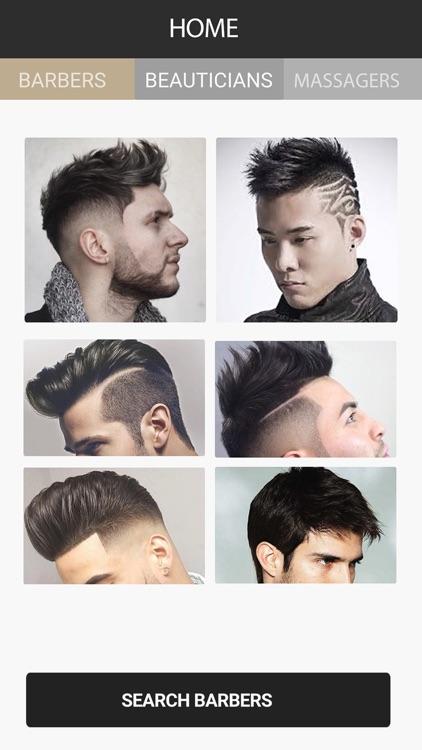 Barbers on Wheel
