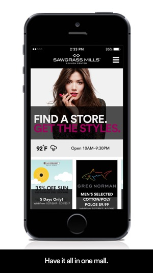SIMON: Malls, Mills & Outlets on the App Store