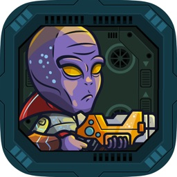Aliens 2D - Run & Gun