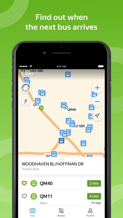 Yandex.Transport – Bus Tracker for Windows