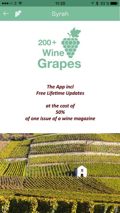 200+ Wine Grapes screenshot-4