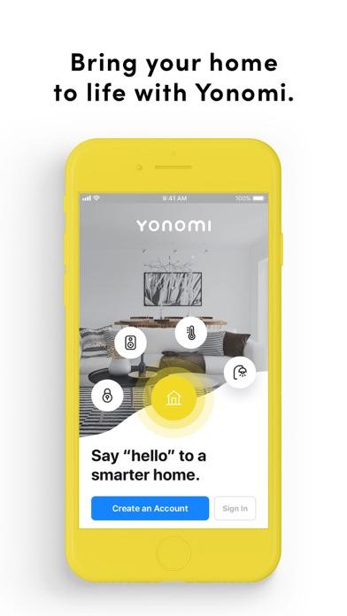 Screenshot #5 for Yonomi