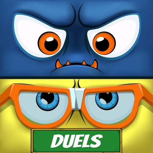 Duel Math Fight 1st -4th Grade