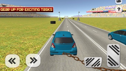 Chained Cars Extraordinary Fas Screenshot on iOS