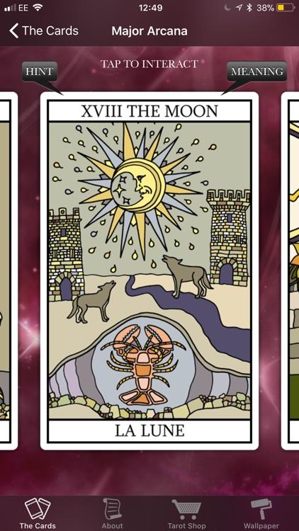 Tarot Card Meanings