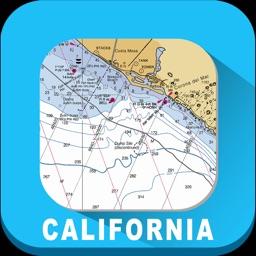 California Marine Charts RNC