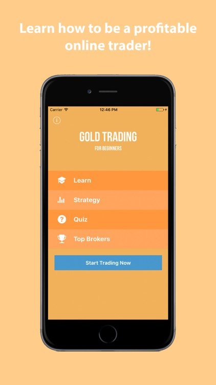 Gold Trading For Beginners