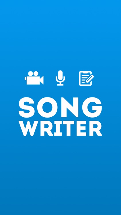 Song Writer Pro screenshot-0