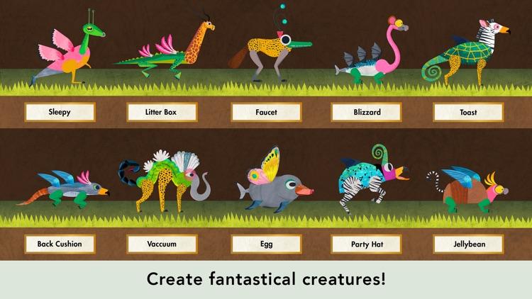 Creature Garden by Tinybop screenshot-0