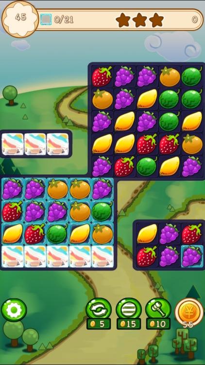 Fruit Pop Fun - Match 3 Games screenshot-4