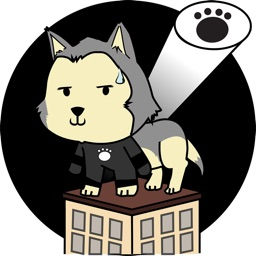 Husky & Dogs Animated Stickers