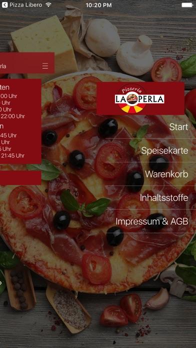 Pizzeria La PerlaScreenshot von 2