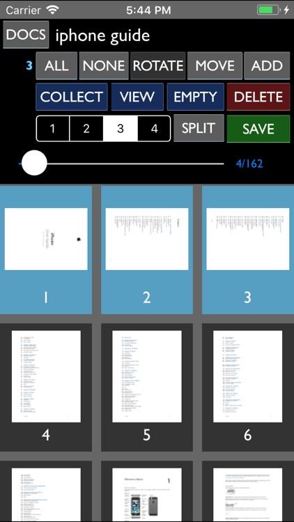 PDF Splicer 2 screenshot-3