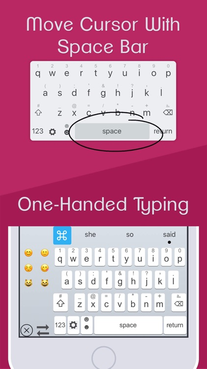 ReBoard Keyboard with 27 apps