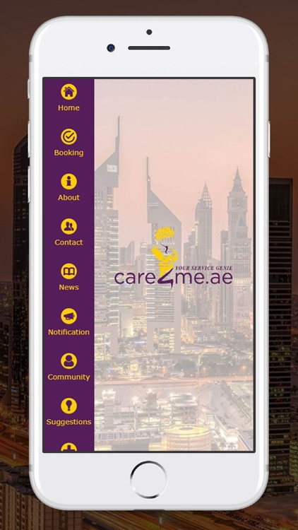Care4me - Your Service Genie