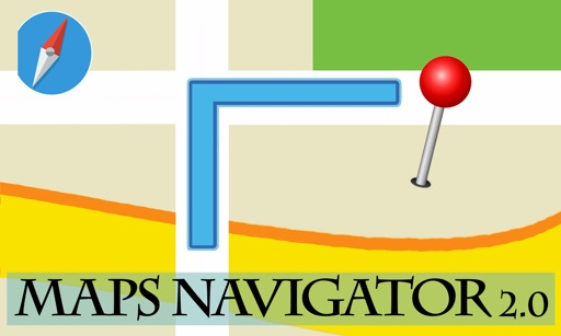 Maps Navigator icon
