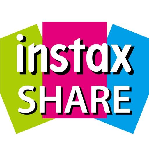 instax SHARE iOS App
