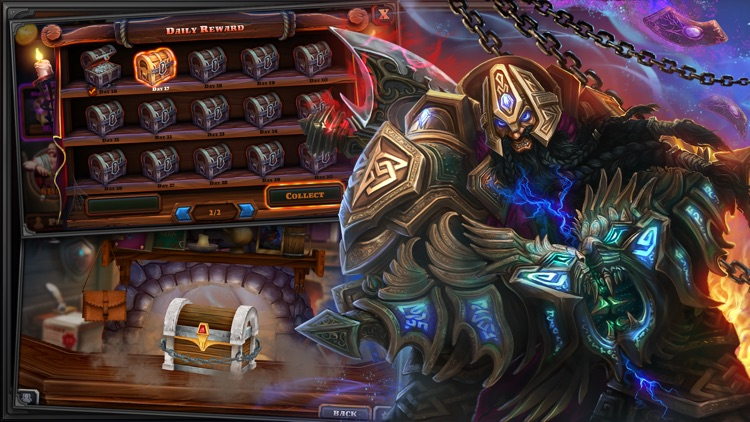 Runewards: Strategy Card Game screenshot-4