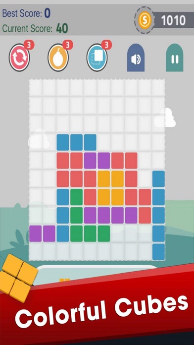 Multi Block Puzzle 18 screenshot one
