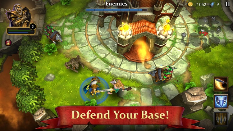 Siege of Heroes: Ruin screenshot-1