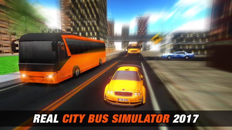 Real Coach Bus Simulator - Super Heavy Driver 2017 screenshot-4