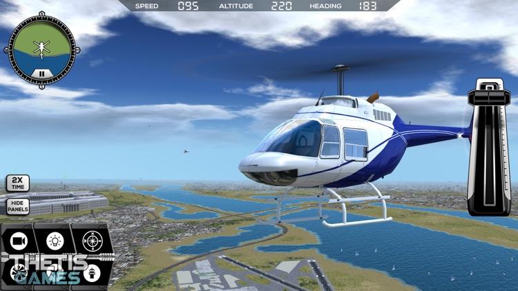 Flight Simulator FlyWings 2017 screenshot-3