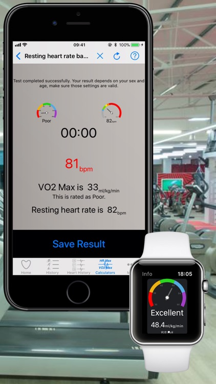 Cardio Zones. screenshot-9