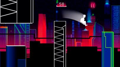 Running in the dark screenshot two