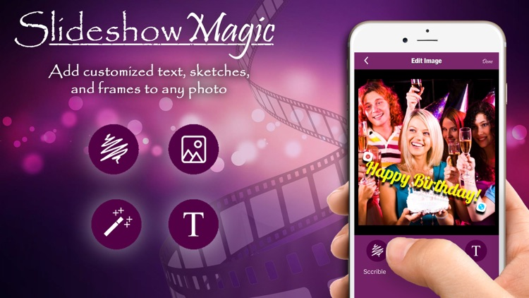 Slideshow Magic- With Music screenshot-3