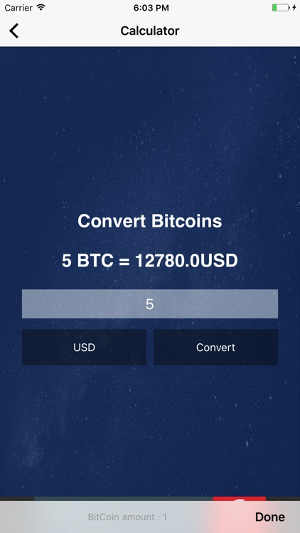 Bitcoin Currency Exchange Rate